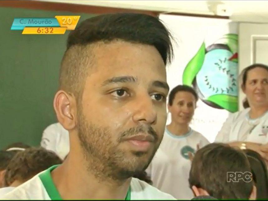 Jhony de Oliveira Lima é finalista da categoria Educação