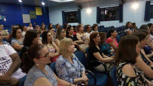 Secretaria de Educação dá início a ciclo de formação do PNAIC.