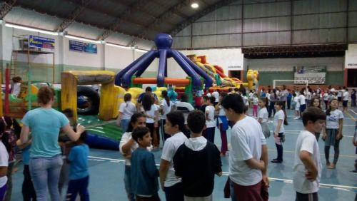 Comemoração referente ao dia da criança