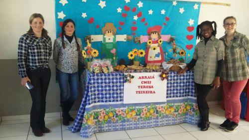 CMEI Tereza Pereira Teixeira