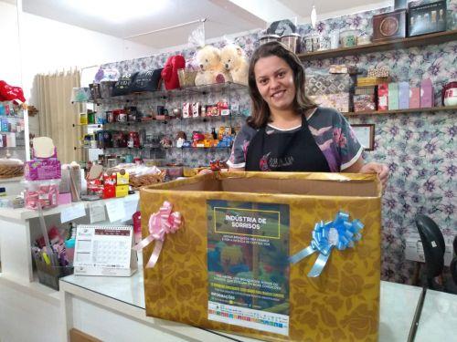 Campanha de arrecadação de brinquedos segue em Araruna; saiba onde doar
