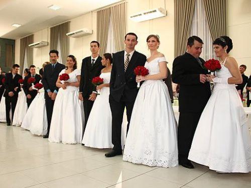 Casamento Coletivo será realizado em Araruna. Fotografia: Google (imagem meramente ilustrativa).