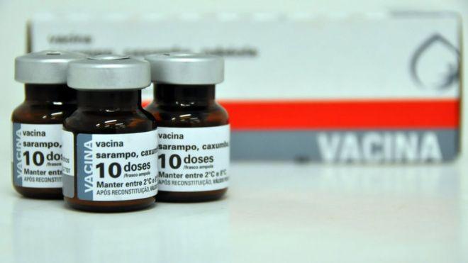 Saúde inicia segunda etapa da campanha de vacina contra o Sarampo