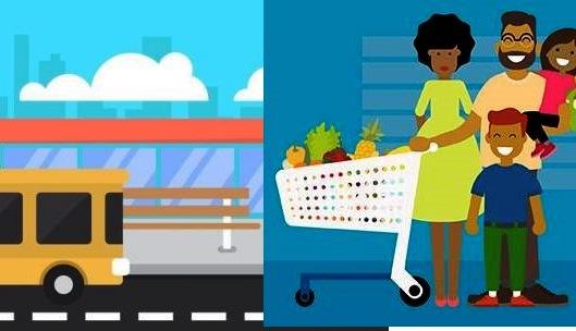 Câmara aprova aumento do vale-alimentação e construção de novos pontos de ônibus