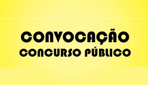 Prefeitura convoca candidatos aprovados no concurso