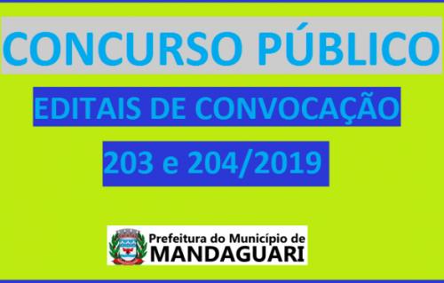 Prefeitura faz nova convocação de aprovados no concurso público