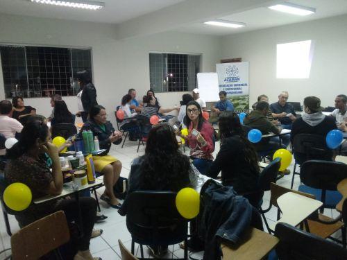 Sala do Empreendedor promoveu Rodada de Negócios em Mandaguari