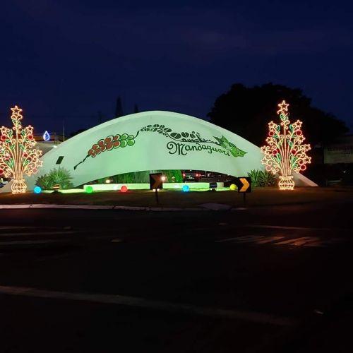 """Luzes do """"Natal em Família"""" serão acesas no próximo domingo (1º)"""