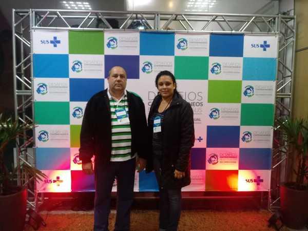 Mandaguari apresenta projetos selecionados em Congresso Paranaense de Saúde