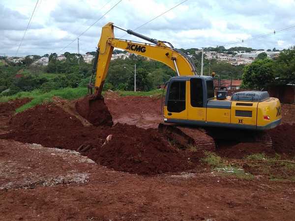 Prefeitura realiza obras no Jardim Progresso