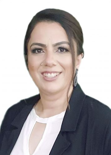 Marisa Issa Rizk  Vice-Presidente 2021/2022