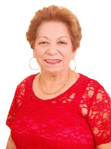 Joventina Rodrigues de Araújo Mançanera - SUPLENTE