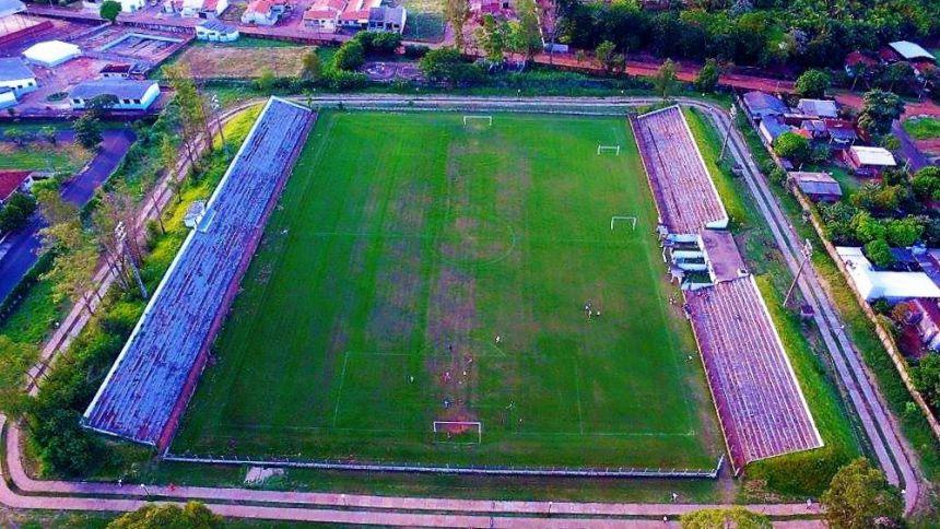 Estádio Municipal Osvaldo França