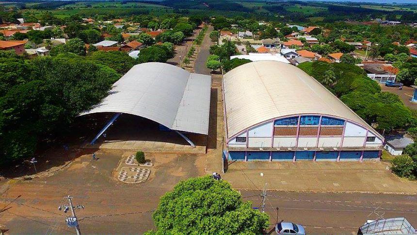 Centro de Eventos e Ginásio de Esportes Ney Braga