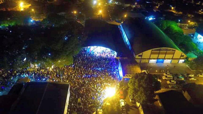 Festividades do 63° aniversário de Alto Paraná