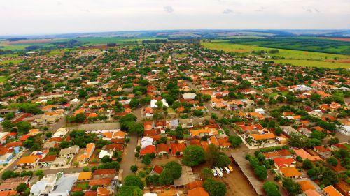 Vista da parte Central em sentido a Vila Granada e Conjunto Novo Horizonte