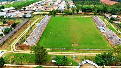 Estádio Municipal Osvaldo França em Um dia de Jogo