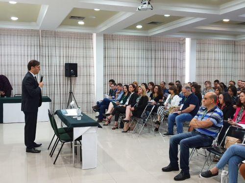 EQUIPE TÉCNICA DO PREVISRON PRESENTE EM EVENTO DA APEPREV