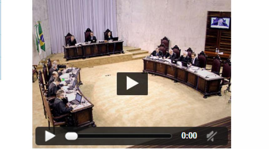Sessão do Pleno desta quinta terá transmissão ao vivo apenas pela internet