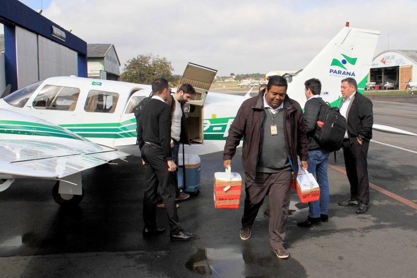 Paraná registra recorde de doações de órgãos para transplante