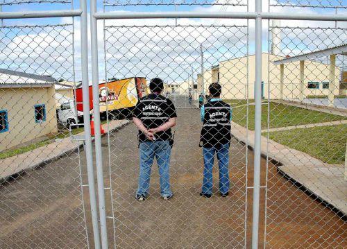 Governo autoriza nomeação de 128 agentes penitenciários