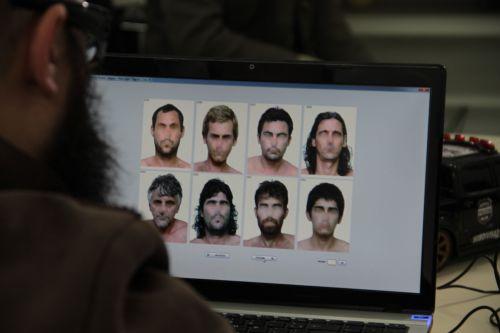 Programa compara retrato falado e fotos para identificar criminosos