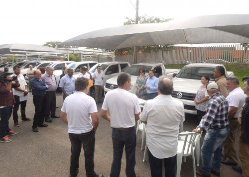 Mais dez veículos entram no combate ao Aedes aegypti
