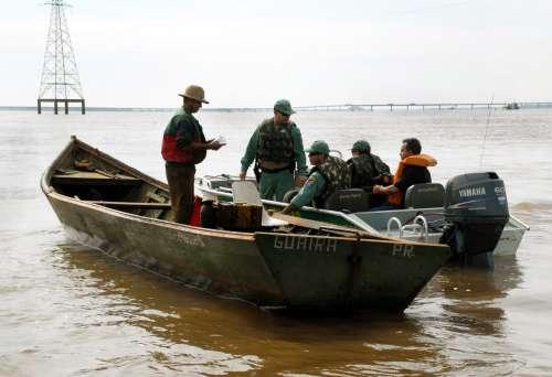 Restrição à pesca de espécies nativas começa nesta sexta-feira no Paraná