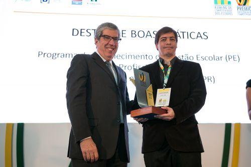 Receita Estadual do Paraná vence prêmio nacional