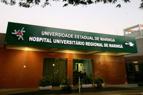 Estado libera recursos para ampliar Hospital Universitário de Maringá