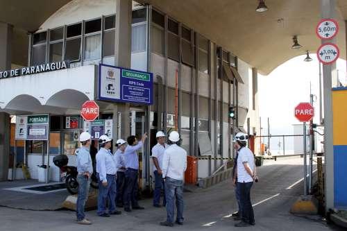 Porto de Paranaguá vai usar novo sistema para monitorar caminhões de fertilizantes
