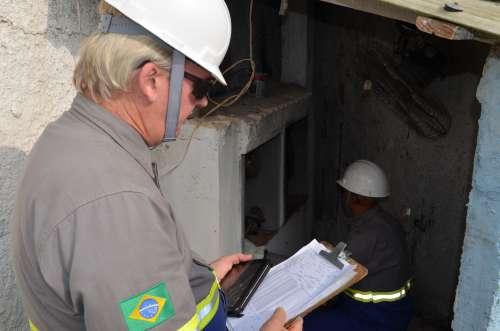 Copel combate o furto de energia no Paraná