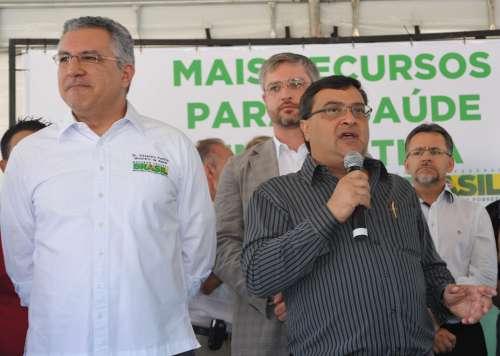 Em encontro com ministro, secretário da Saúde destaca investimentos do governo do Paraná