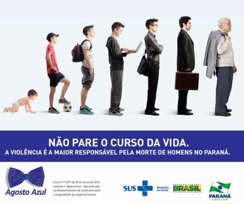 Governo lança campanha para promover a saúde da população masculina