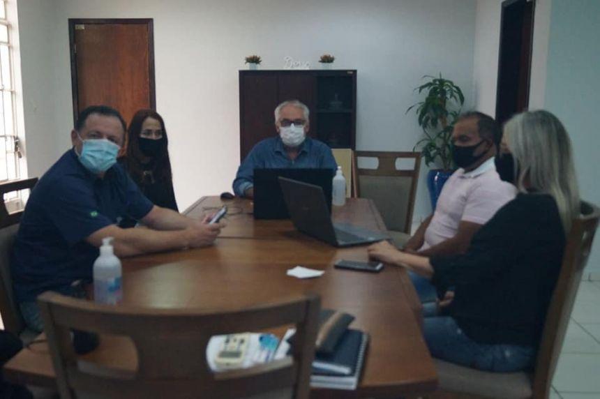 Governo Municipal e Receita Federal inauguram Ponto de Atendimento Virtual em Iporã.