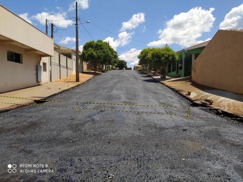Ruas de Lunardelli serão contempladas com Pavimentação Asfáltica