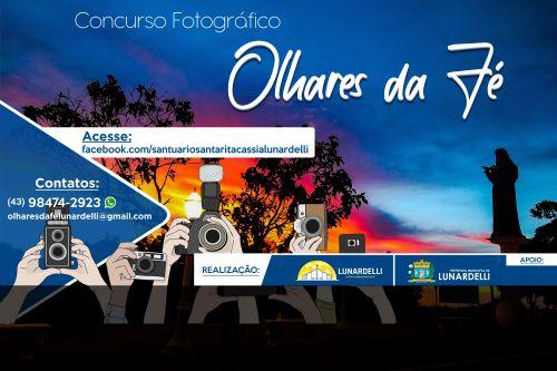 RESULTADO OFICIAL DO CONCURSO FOTOGRÁFICO OLHARES DA FÉ