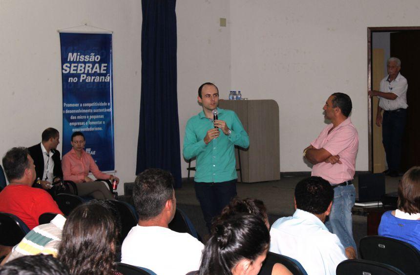Seminário reúne centenas de empresários em Tupãssi