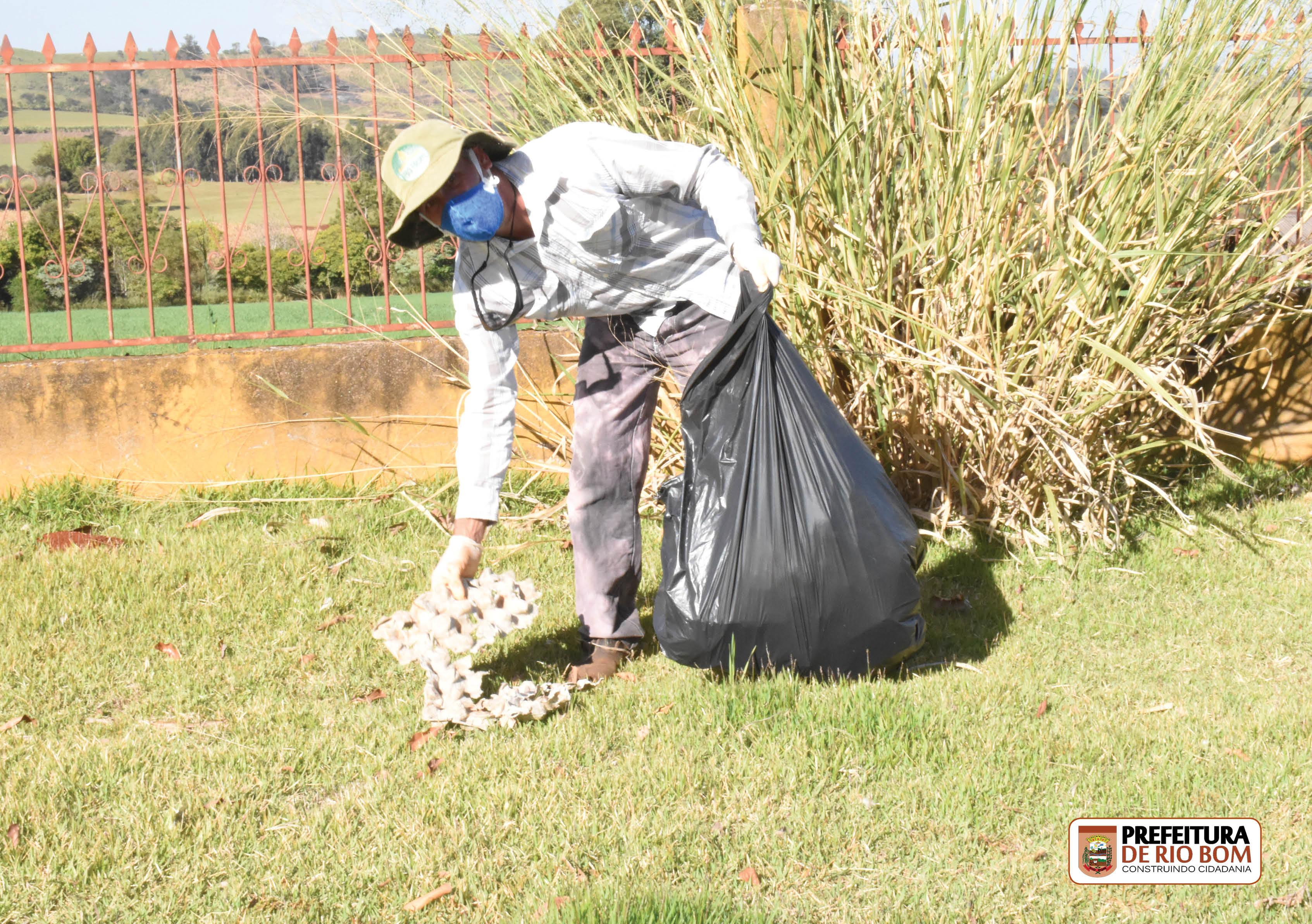 Prefeitura e AMS realizam mutirão de combate ao Aedes Aegypti