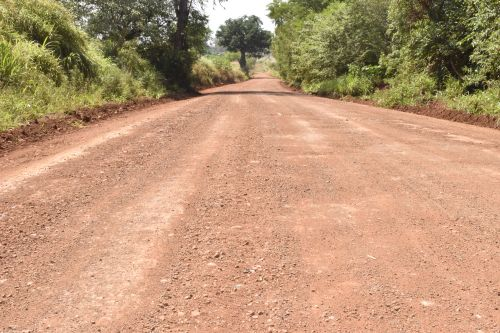 Patrolamento da via Rio Bom - Apucarana