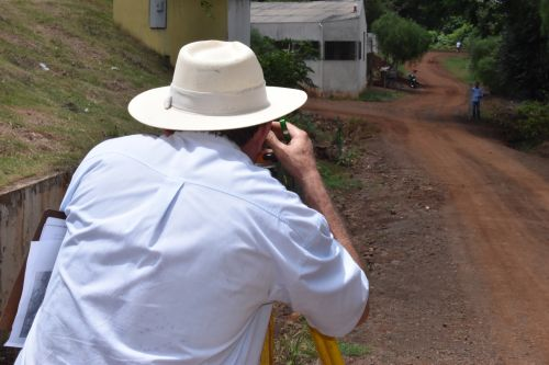 Pavimentação Asfálticas nas ruas Evêncio Severino Ferreira, Dr. Rebouças e José Paulino