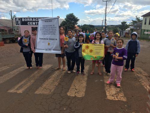 Prefeitura orienta sobre combate à exploração sexual de crianças e adolescentes