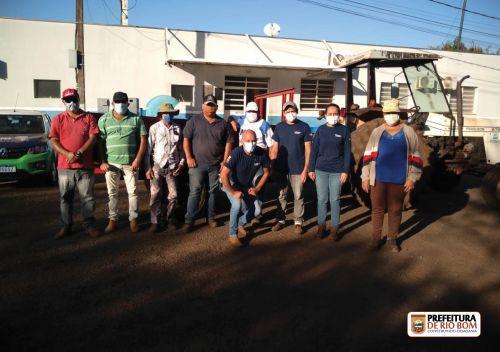 Equipes se dedicam no combate ao mosquito Aedes Aegypti