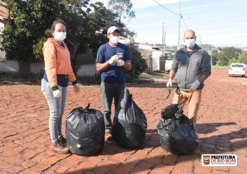 Equipes seguem com Ações de combate à Dengue