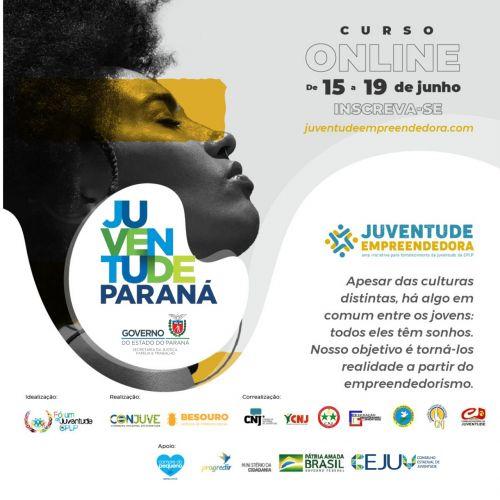 Juventude Empreendedora: Curso online gratuito de empreendedorismo