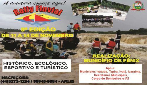 Rally Fluvial - 9ª Edição