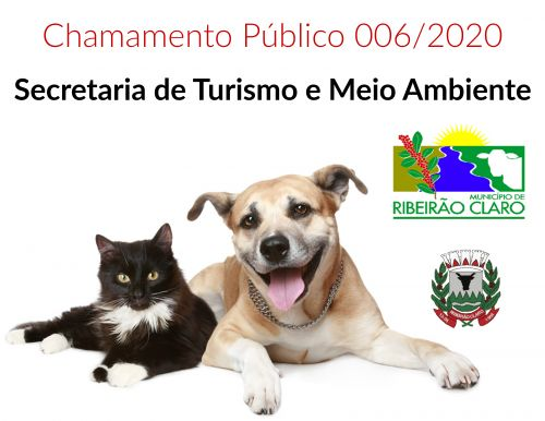 EDITAL DE CHAMAMENTO PÚBLICO Nº 006/2020