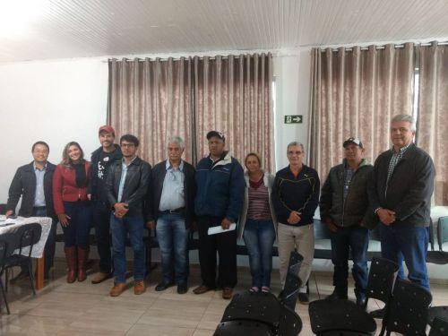 Encontro discutiu o Desenvolvimento Rural de Alto Paraíso