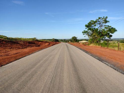 Concluída Pavimentação da Av. Augusto José de Souza e da Estrada São Marcos Até o Cemitério Municipal
