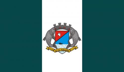 Bandeira Municipal de Alto Paraíso